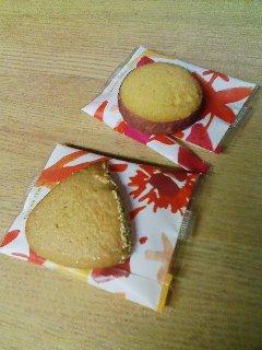 ヨックモック秋のクッキー3